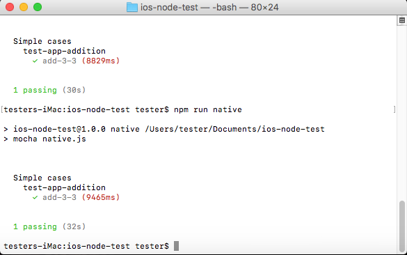 Appium: iOS Testing with Node js Step-by-Step Guide – LATEST